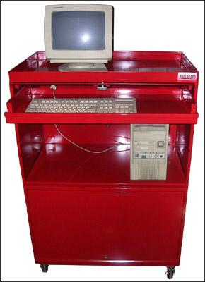 Comprar Mesa para computadora con tapas