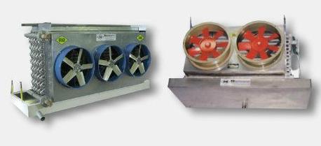 Comprar Evaporadores, enfriadores de aire para cámaras frigoríficas