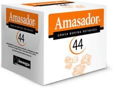 Grasa Bovina Refinada Amasador 44