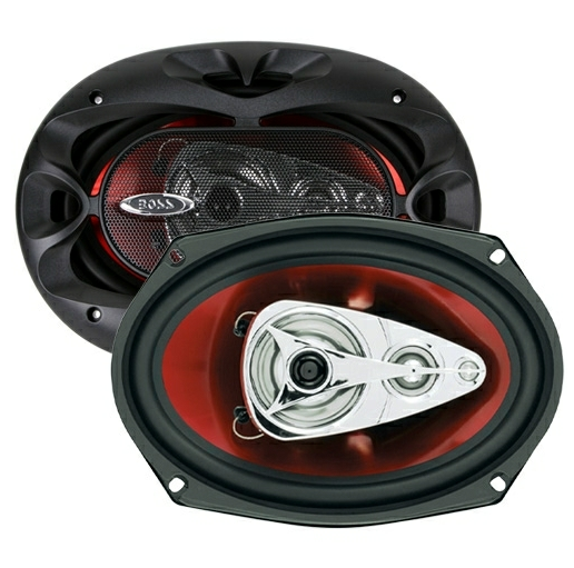 Comprar Audioaccesorios Boss 6x9 Cuatriaxial