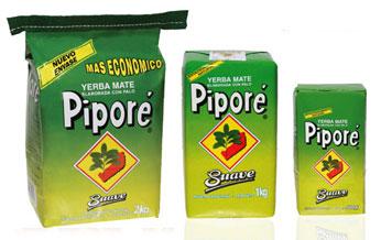 Comprar Yerba Mate Piporé Suave