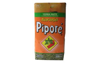 Comprar Yerba Mate Piporé Sabor Naranja