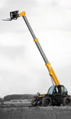 Comprar Manipuladores Telescópicos Diesel 4x4 HLT 3210