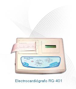 Comprar Electrocardiógrafo