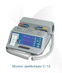 Comprar Monitor Desfibrilador