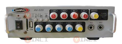 Buy Amplifiers of capacity