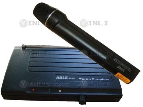 Comprar Microfono Inalambrico AV-302