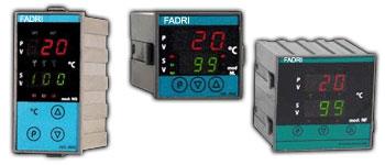 Pirómetros / Controladores de Temperatura