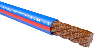 Buy Cable with a heat-resistant insulation