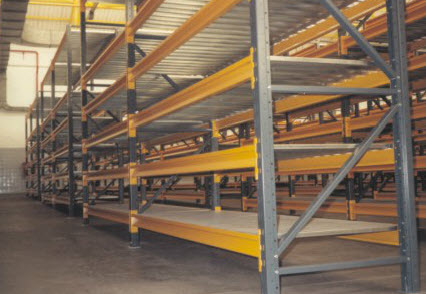 Comprar Rack de Almacenamiento Sistema Picking