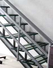 Comprar Escaleras de vidrio