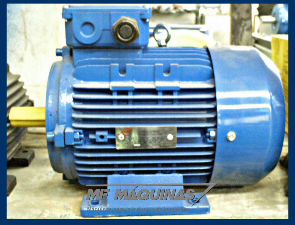 Motor Trifasico de 5.5 hp 2980 RPM