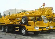 Comprar Grúa Telescópica Hidráulica marca XCMG modelo CW 208