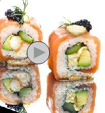 Comprar Variedades de Sushi