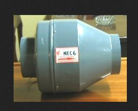 Comprar Extractor Centrífugo de 0.125Hp Tipo NE1615