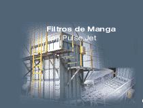 Comprar Filtros de Manga Tipo Pulse Jet
