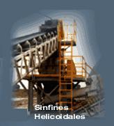 Comprar Sinfines Helicoidales