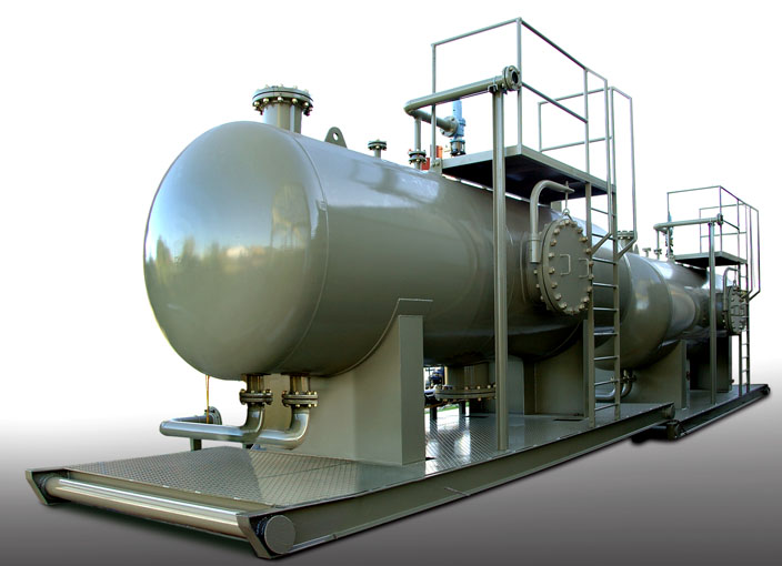 Separador Gas / Petróleo
