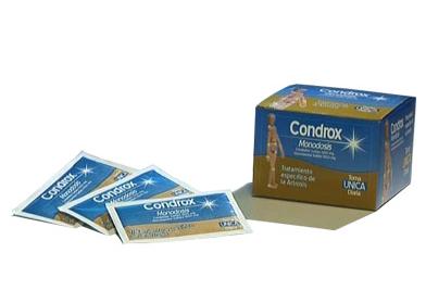 Condrox Monodosis