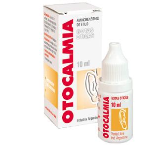 Otocalmia