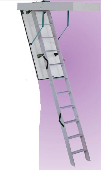 """Comprar Escalera en madera plegable """"Tradition"""""""