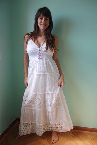 Vestido blanco comprar en Caba