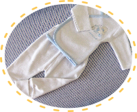 Comprar Vestido de bebe