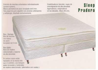 Comprar Colchon Sleep Pradera