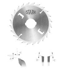 Sierra circular múltiple con rascadores M12