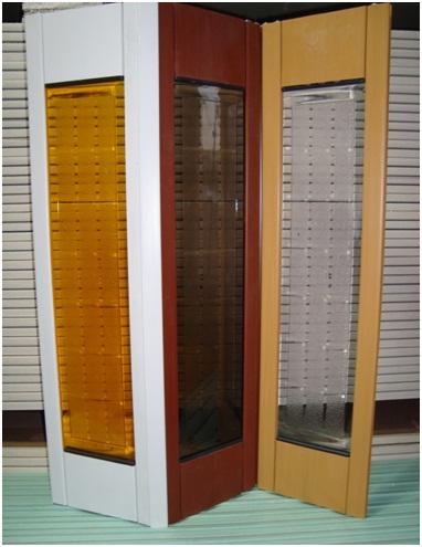 Comprar Puertas plegadizas de PVC