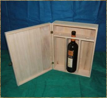 caja de madera para vinos