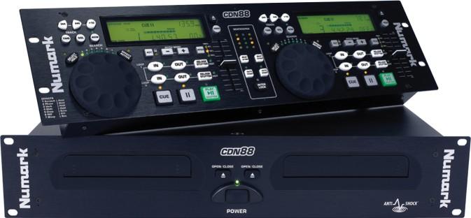 Comprar Reproductor de CD doble CDN 88