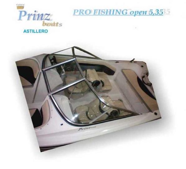 Pro Fishing open, 5,35