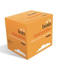 Margarina Hojaldre. Especial para tapas.