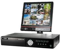 Comprar DVR Grabadora de video H264 Hibrida Analogika 2MP IP 4 MPixel Hikvision