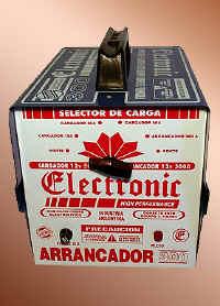 Comprar Cargador-arrancador portátil 25-50 amperes
