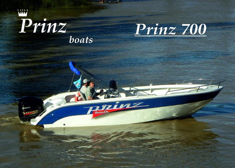 Prinz 700 pescador