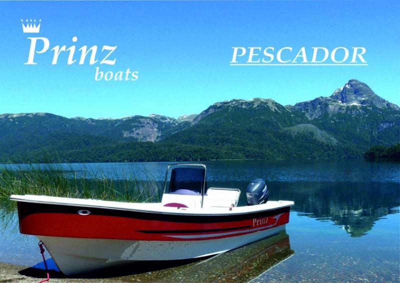 Prinz pescador en 5,35 y 6,30