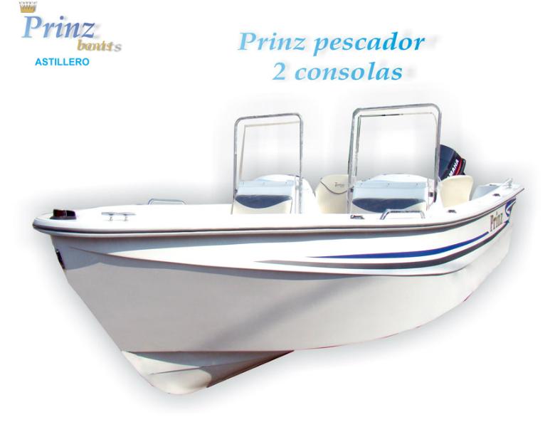 Prinz 2 consolas en 5,35 y 6,30