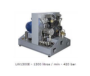 Comprar Compresores de alta presión