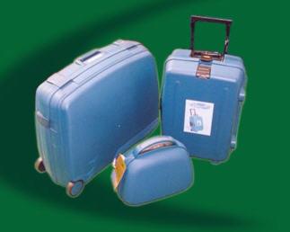 Bolsos, valijas y accesorios de viaje