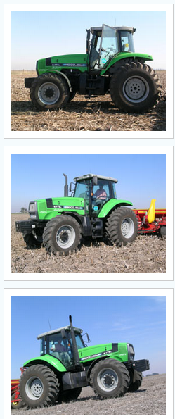 Comprar Tractor AGCO Allis Serie 6 Nacional