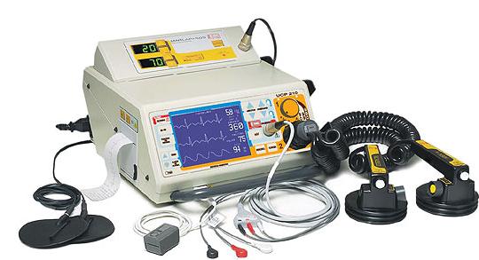 Comprar Línea de cardioversores UCP-210