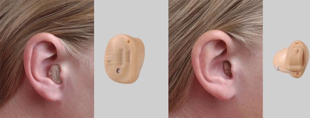Comprar Audífonos intracanales e invisibles Intuir 8
