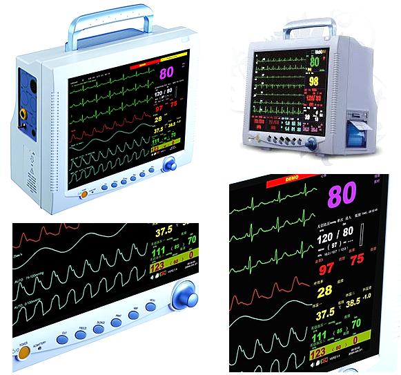 Comprar Monitor Multiparamétrico Veterinario