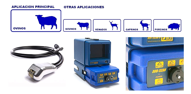 Comprar Ecógrafo veterinario Ovi Scan 6