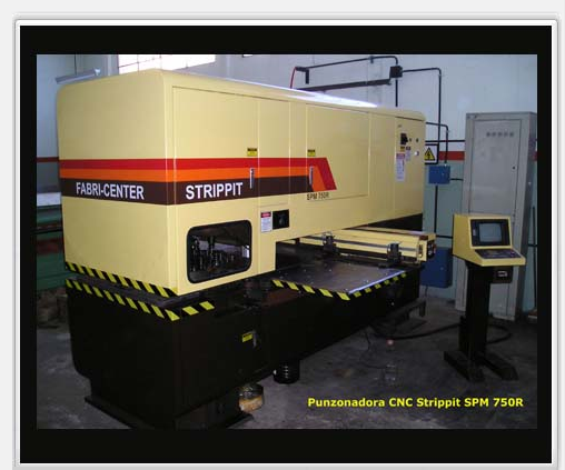 Comprar Punzonado CNC