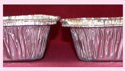 Comprar Fuentes y envase de aluminio