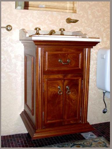 Comprar Muebles de diseño para baño