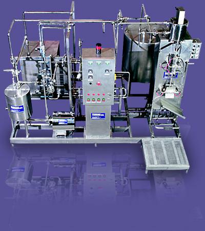 Comprar Miniplanta Semi Automática para Leche